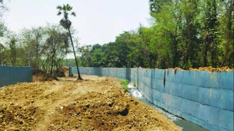 BMC said that it is being done as part a river rejuvenation project.