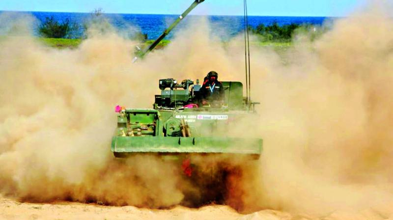 The world's biggest importer of weapons and military systems now, India aims at an ambitious transformation to become a weapon exporting country by 2025.