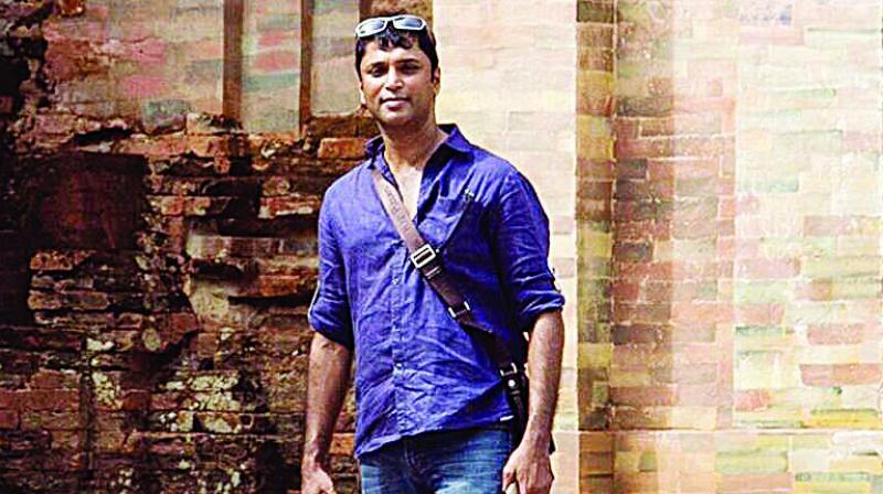Sreejith Pathangalil