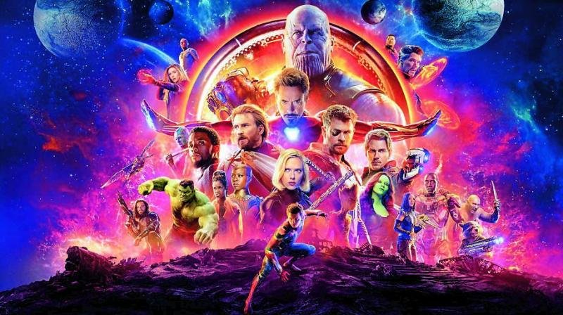 The latest Marvel film to impress audiences across the world is Avengers: Infinity War.