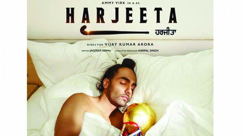 Harjeet has a habit of drinking hundred cups of tea in a day which is also shown in the film.