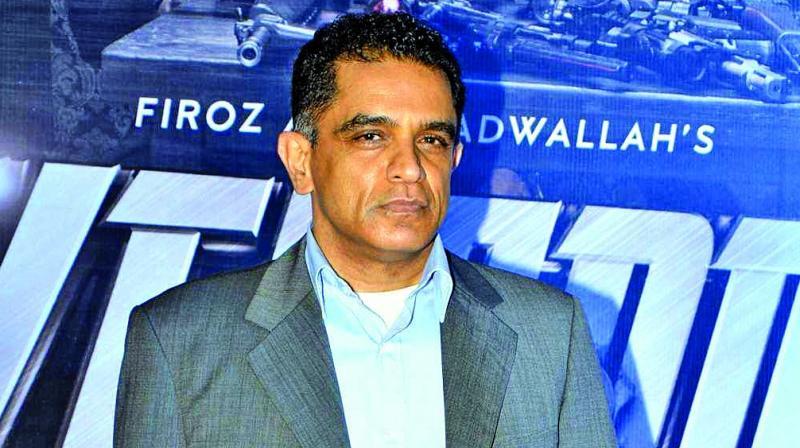 Bollywood producer Firoz Nadiadwala