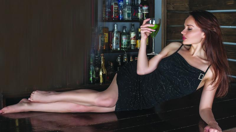 While many are welcoming the trend, some aren't so enthusiastic about drinking alone.