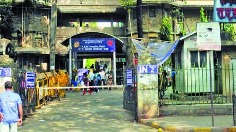 Parel's KEM Hospital has around 20 unclaimed bodies