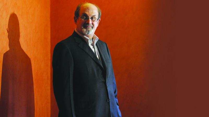Salman Rushdie's life changed forever on February 14, 1989, when Iran's spiritual leader ordered the novelist's execution after branding his novel