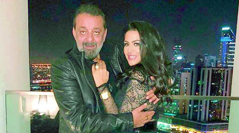 For reasons best known to the Sanju team, Sanjay Dutt's first-born, Trishala, finds no mention in his biopic.