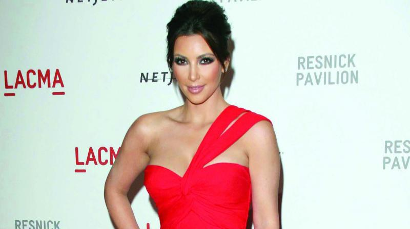 A picture of Kim Kardashian  used for representational purposes only.