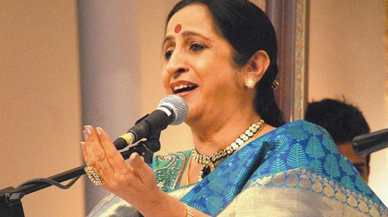 Carnatic singer Aruna Sriram takes the challenge of Thillana. And she revels in it.