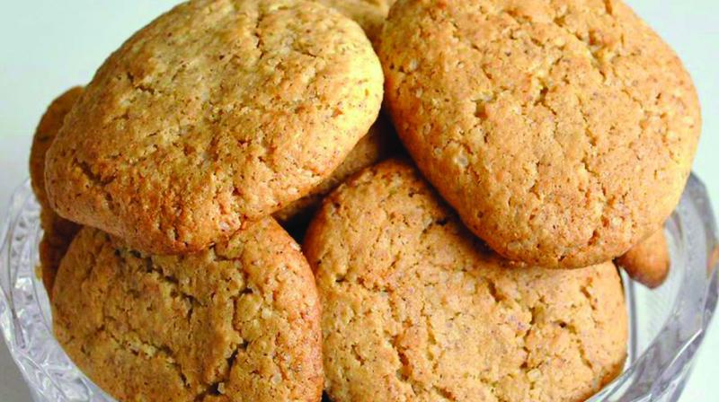 Wheat Butter Biscuits