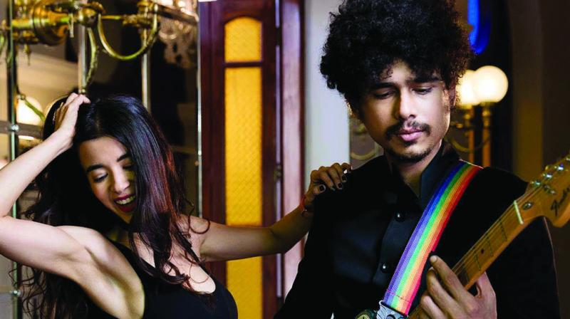 Saba Azad and Imaad Shah