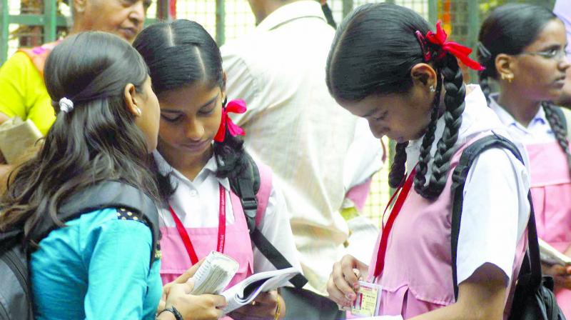 The incident came to light when these eight students were caught with copies of papers which matched the original question paper. (Representational Photo)