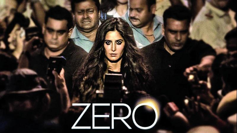 Zero is an upcoming science-fiction romantic drama written by Himanshu Sharma and directed by Aanand L. Rai.