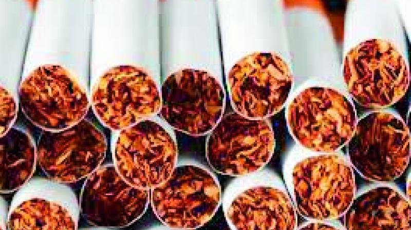 Tobacco acreage and production in the country have started declining as the government is encouraging farmers in ten states like Andhra Pradesh to shift to alternative crops in a big way, a senior government official said on Monday.