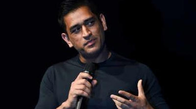India wicket-keeper batsman Mahendra Singh Dhoni on Wednesday recalled two moments, which are closest to his heart. (Photo:AFP)