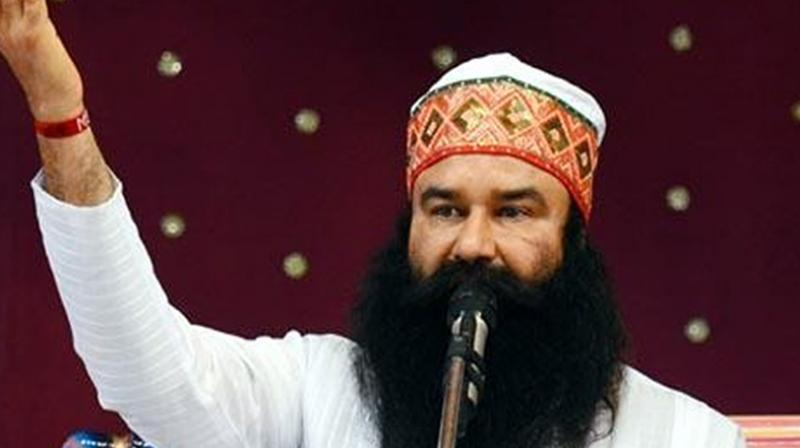 Gurmeet Ram Rahim Singh, 50, had been convicted on Friday of raping the two women at the sprawling headquarters of his hugely popular Dera Sacha Sauda sect in Haryana, in a case dating back more than 15 years. (Photo: AFP/File)