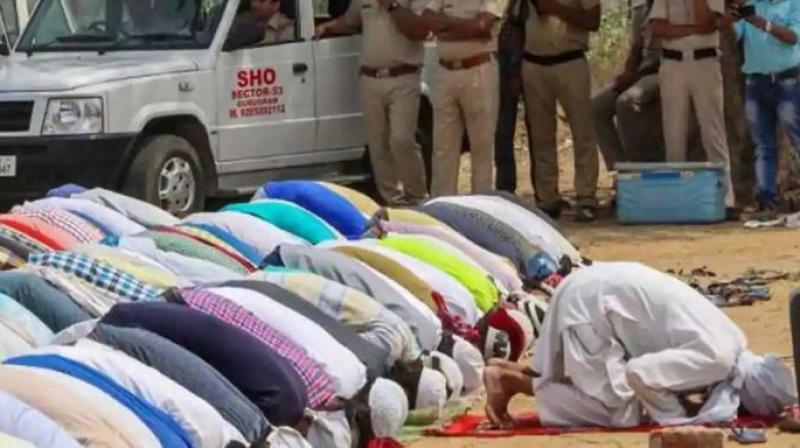The Muslim employees in the IT and services hub of Noida have been asked to offer Friday prayers during work hours in mosques, eidgahs or inside the premises of the company. (Representational Image | PTI)