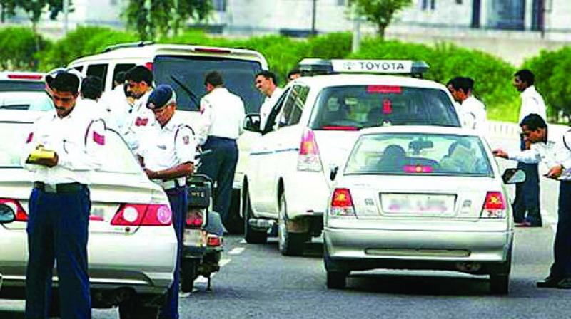 The enforcement since the new law kicked in has led to so much resentment that traffic offences could even become a poll issue.