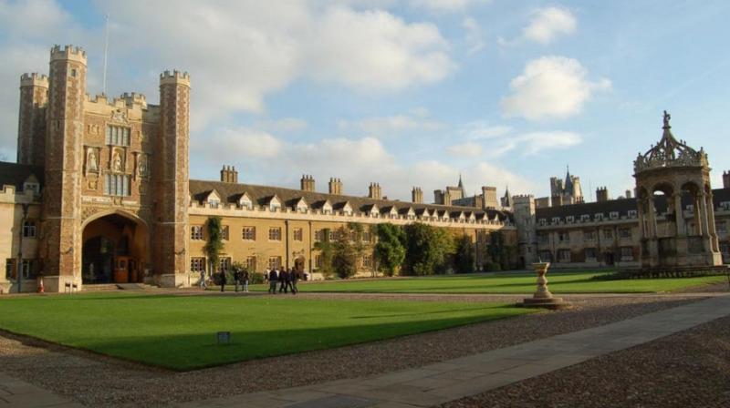 Cambridge University (Photo: AFP)