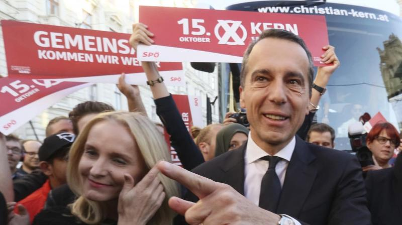 Although the Social Democrats have come either first or second in elections since World War II, voters are now more receptive to calls for tough migration rules than that party's focus on social justice. (Photo: AP)