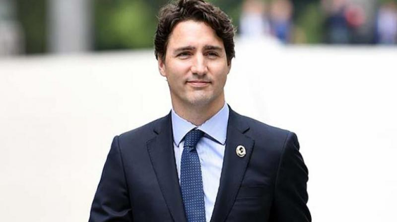 Canadian Prime Minister Justin Trudeau said he had offered support to Duterte 'as a friend to help move forward on what is a real challenge'. (Photo: File)