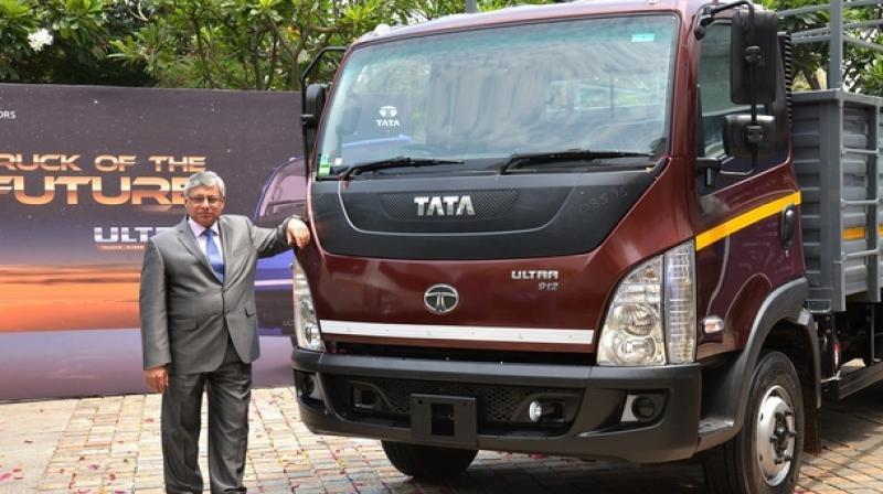 tata motors market share in india