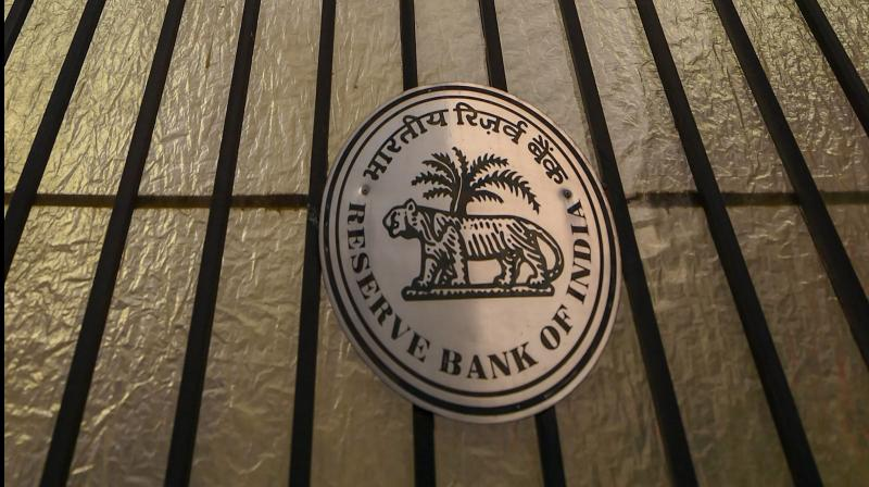 The global economy is expected to slump into recession in 2020 says RBI. (PTI Photo)