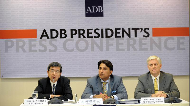 ADB is committed to supporting India's emergency needs. (AFP- FILE PHOTO)