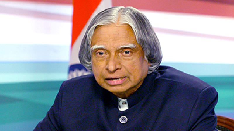 Since the day Dr APJ Abdul Kalam passed away, several universities and institutions are observing October 15 in their own way, throughout the nation. (Photo: File)