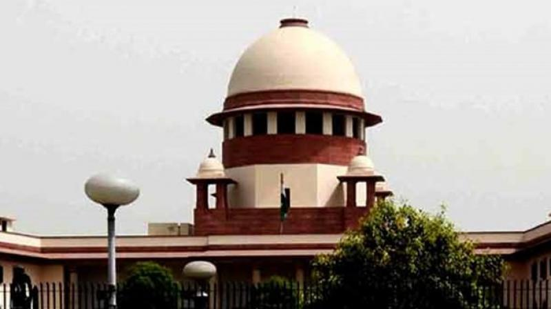 Supreme Court of India (PTI)