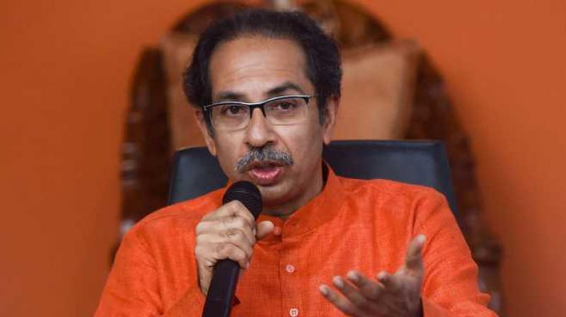 Uddhav Thackeray (PTI)