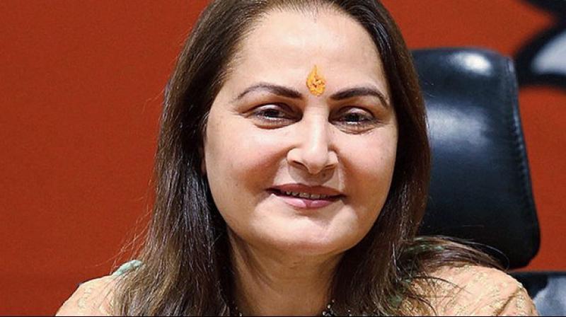 Jaya Prada (PTI)