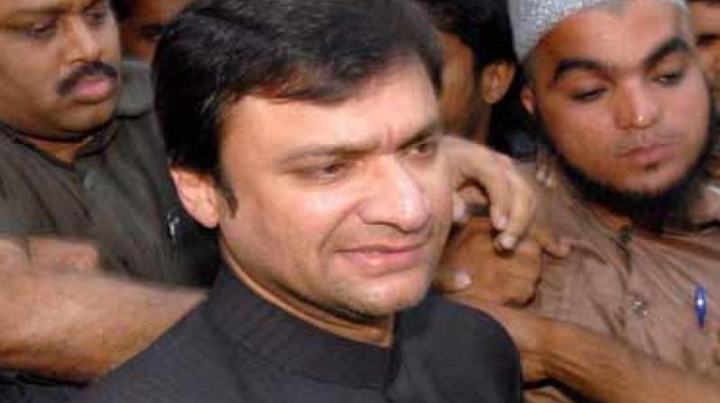 Akbaruddin Owaisi (PTI)
