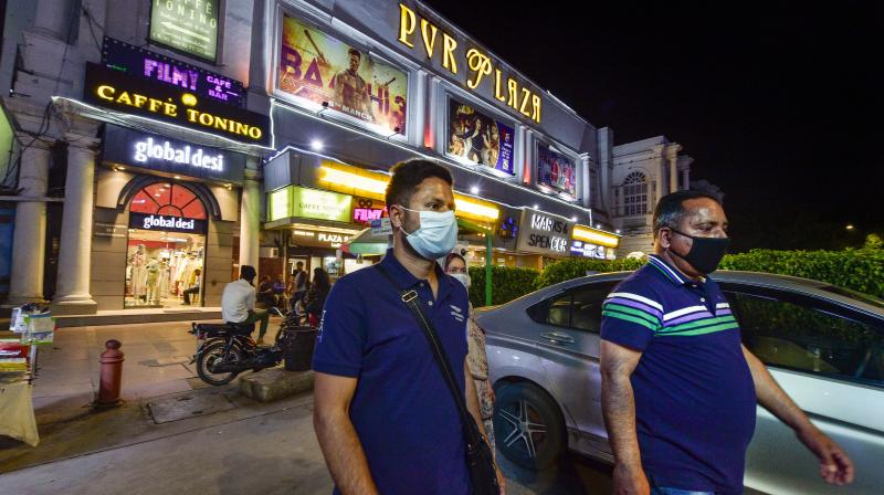 Multiplex chain PVR cinemas on Thursday made the announcement to close down theatres in the wake of the Covid-19 outbreak. (PTI)