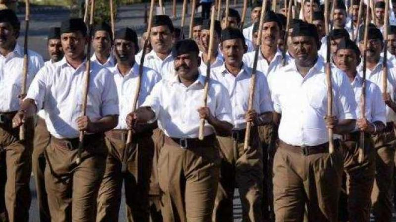 The annual meeting of RSS's highest decision-making body was to be held in Bengaluru from March 15-17. (PTI)