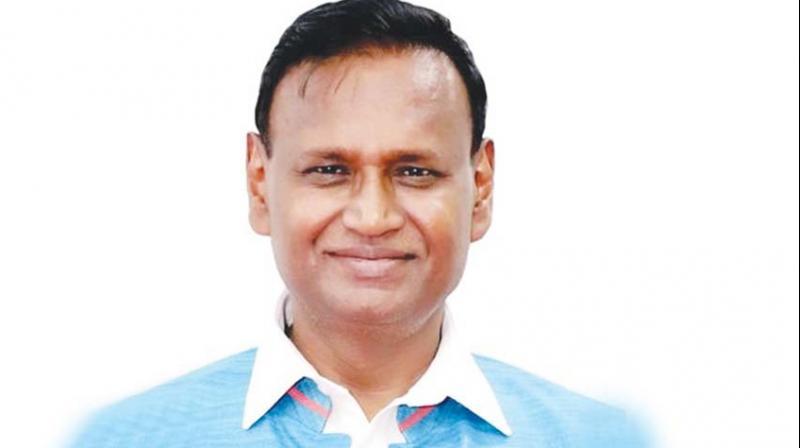 Udit Raj,  BJP MP