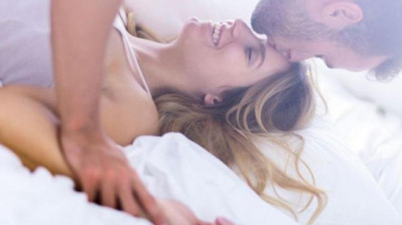 Men between the age of 18 and 29 have sex just once a week (Photo: AFP)