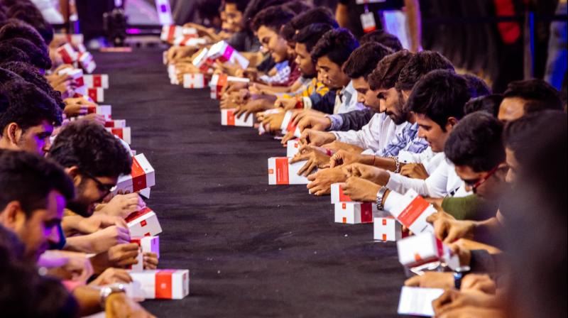 33 per cent of OnePlus' sales take place in India when looked at from a global perspective