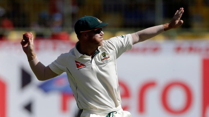 David Warner ruled out signing three-year contracts that would keep him and other elite Australian players out of the lucrative IPL. (Photo: AP)