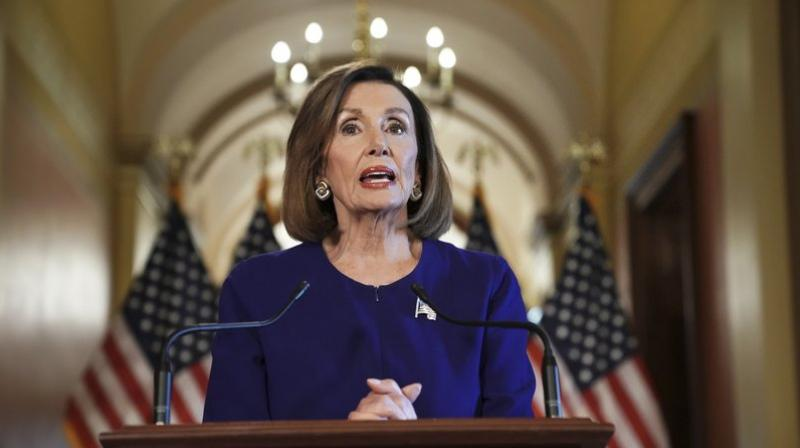 The impeachment inquiry, after months of investigations by House Democrats of the Trump administration, sets up the party's most direct and consequential confrontation with the president. (Photo: AP)