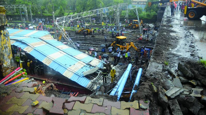 The directions were also in light of the recent Gokhale rail over bridge collapse at Andheri which left one dead and four injured.