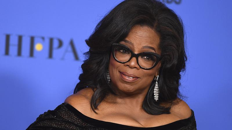 Oprah Winfrey's speech at the recent Golden Globes had made headlines. (Photo: AP)