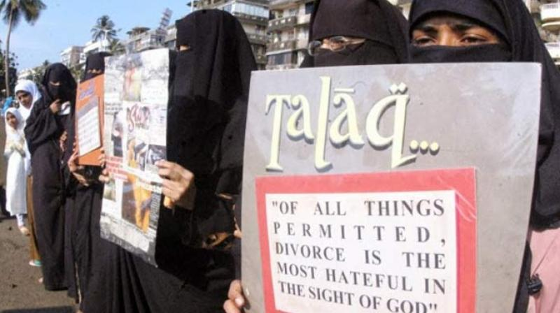 The All India Shia Personal Law Board (AISPLB) welcomed the NDA government's decision to set up the ministerial committee to consider a legislation to end triple talaq. (Photo: PTI/Representational)