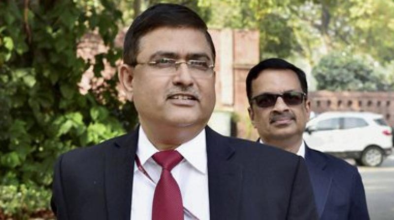 Rakesh Asthana was booked on charges of criminal conspiracy, corruption and criminal misconduct under sections of Prevention of Corruption Act. (Photo: File | PTI)