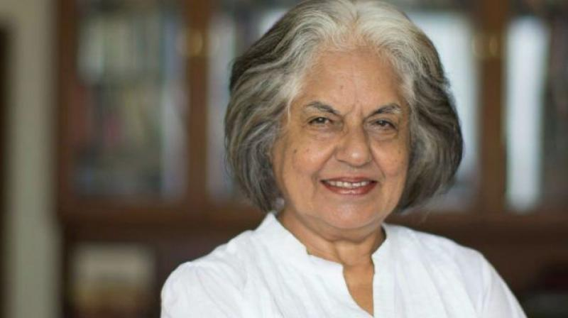 The Central Bureau of Investigation (CBI) is carrying out searches at the residence of former Additional Solicitor General (ASG) Jaising and the offices of Lawyers Collective, an NGO run by her husband Anand Grover, officials said. (Photo: File)