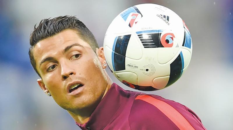 Cristiano Ronaldo. (Photo: AFP)