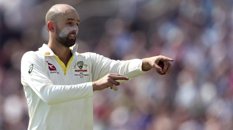 Nathan Lyon has played 91 Tests and has taken 363 wickets with an average of 32.30. (Photo: AP)