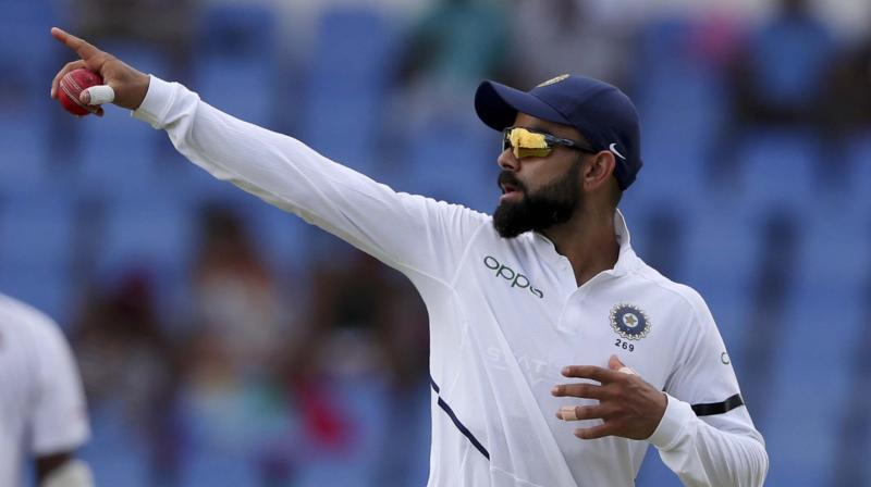 Captain Virat Kohli insists that all decisions are taken keeping in mind the
