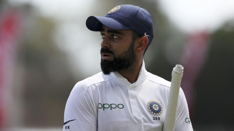 The Board of Control for Cricket in India (BCCI) shared the video on their Twitter handle on Saturday. (Photo: AP)
