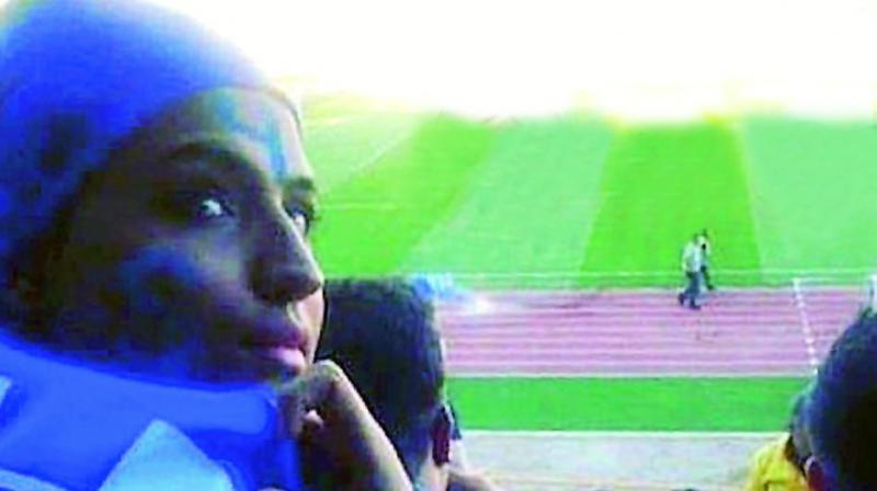 Iranian soccer fan 'Blue Girl' dies after setting herself on fire