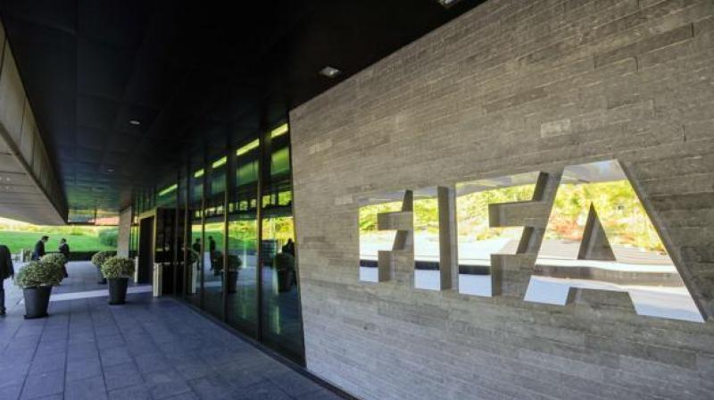 The FIFA and LOC delegation will inspect the stadium and training sites in Kolkata on Wednesday. (Photo: AFP)
